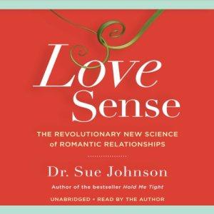 Love Sense audiobook cover art