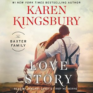 Love Story audiobook cover art