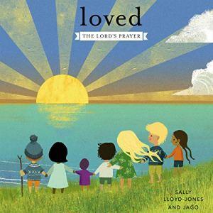 Loved audiobook cover art