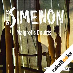 Maigret's Doubts audiobook cover art