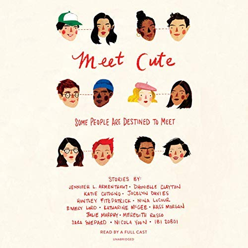 Meet Cute: Some People Are Destined to Meet audiobook cover art