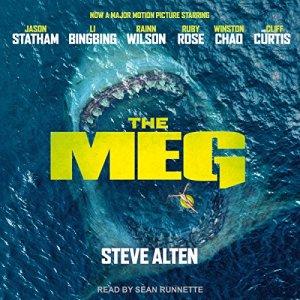 Meg: A Novel of Deep Terror with Meg: Origins audiobook cover art