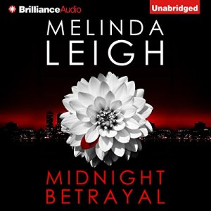 Midnight Betrayal audiobook cover art