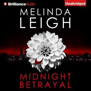 Midnight Betrayal audiobook cover art
