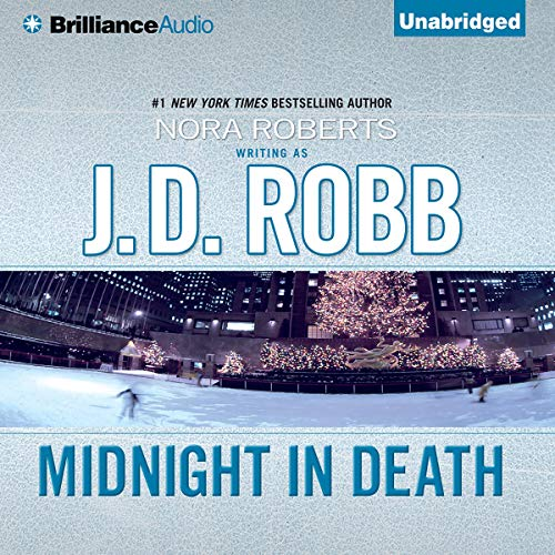 Midnight in Death audiobook cover art