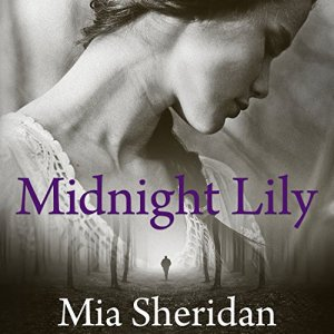 Midnight Lily audiobook cover art