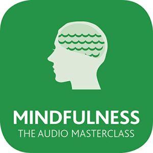 Mindfulness: The Audio Masterclass audiobook cover art