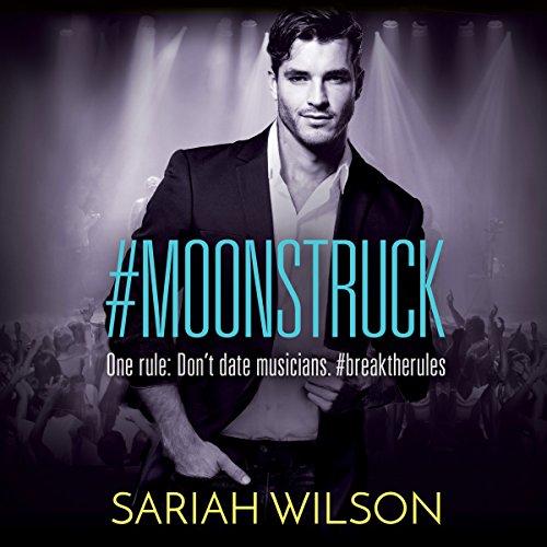 #Moonstruck audiobook cover art