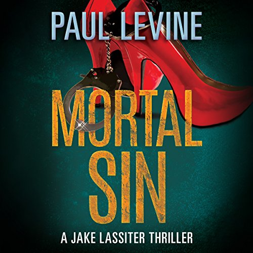 Mortal Sin audiobook cover art