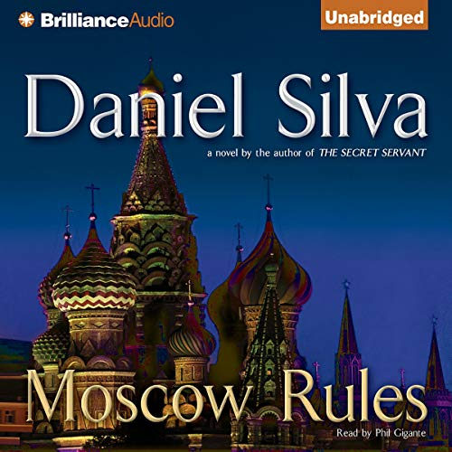 Moscow Rules audiobook cover art