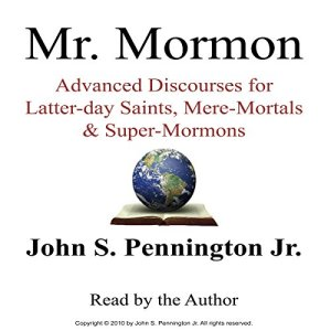 Mr. Mormon audiobook cover art