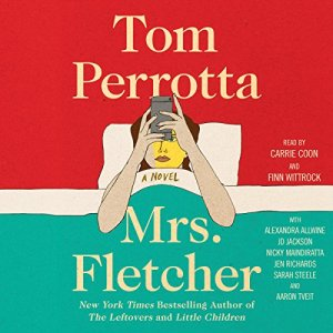 Mrs. Fletcher audiobook cover art