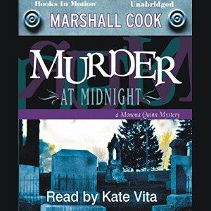 Murder at Midnight audiobook cover art