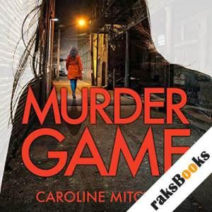 Murder Game audiobook cover art