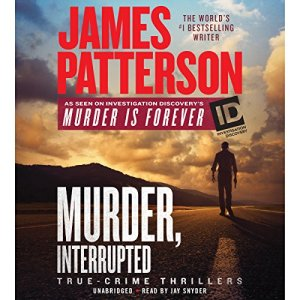 Murder, Interrupted audiobook cover art