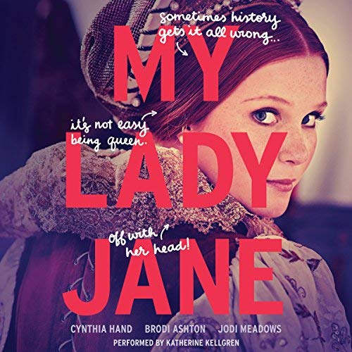 My Lady Jane audiobook cover art