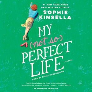 My Not So Perfect Life audiobook cover art