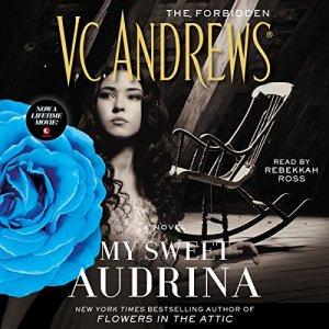 My Sweet Audrina audiobook cover art