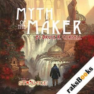 Myth of the Maker audiobook cover art