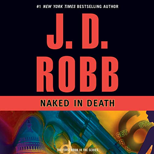Naked in Death audiobook cover art