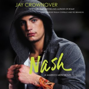 Nash audiobook cover art