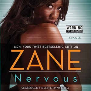 Nervous audiobook cover art