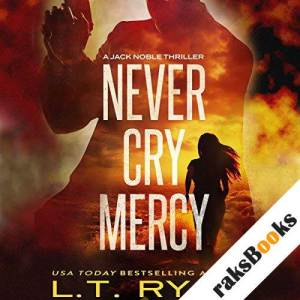 Never Cry Mercy audiobook cover art