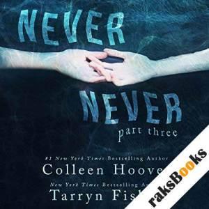 Never Never: Part Three audiobook cover art