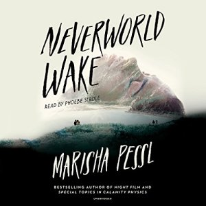Neverworld Wake audiobook cover art