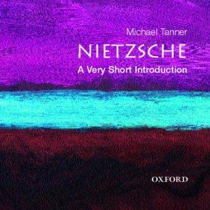 Nietzsche: A Very Short Introduction audiobook cover art