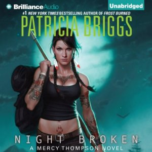 Night Broken audiobook cover art