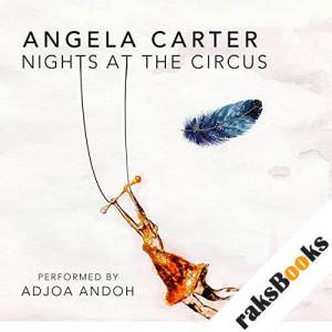 Nights at the Circus audiobook cover art