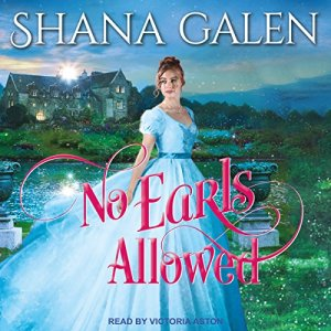 No Earls Allowed audiobook cover art