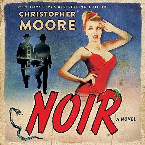 Noir audiobook cover art