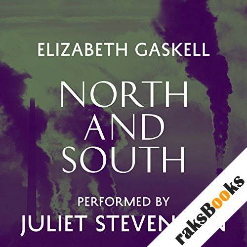North and South audiobook cover art