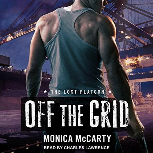 Off the Grid audiobook cover art