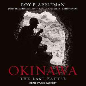 Okinawa audiobook cover art