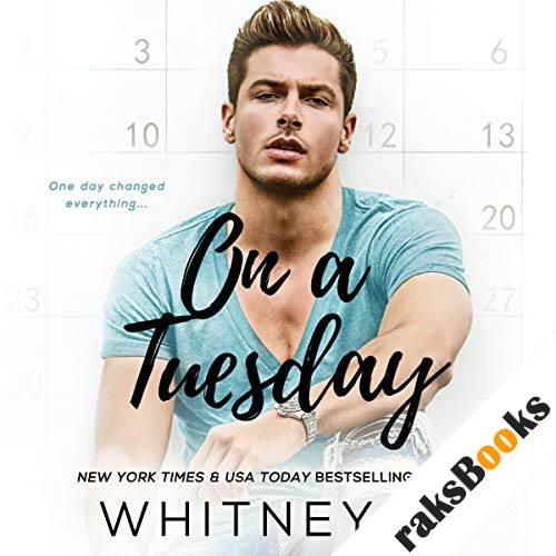 On a Tuesday audiobook cover art