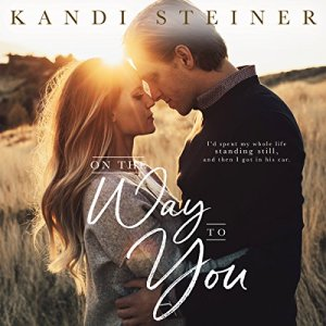 On the Way to You audiobook cover art