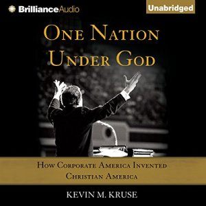 One Nation Under God audiobook cover art