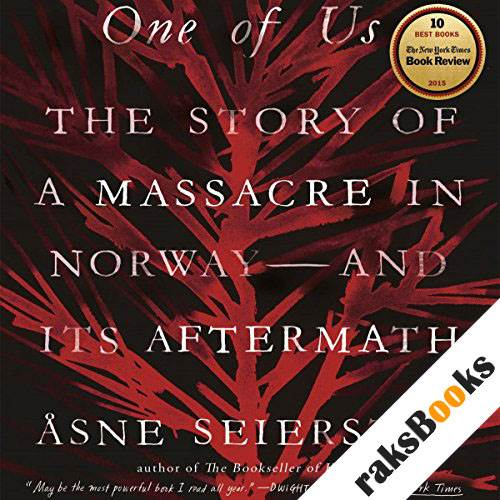 One of Us audiobook cover art