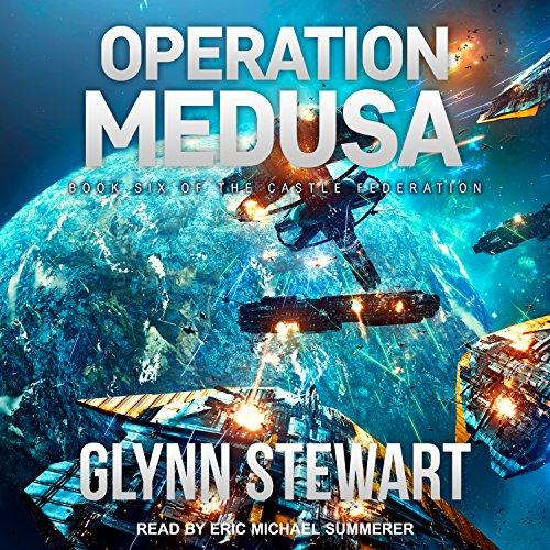 Operation Medusa audiobook cover art