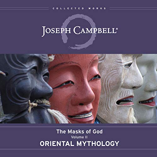 Oriental Mythology audiobook cover art