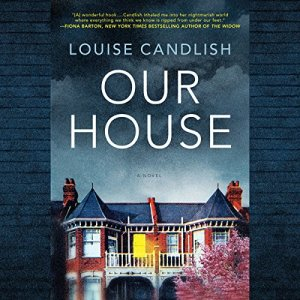 Our House audiobook cover art