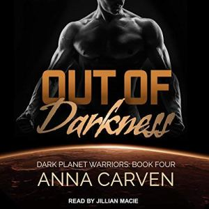 Out of Darkness audiobook cover art