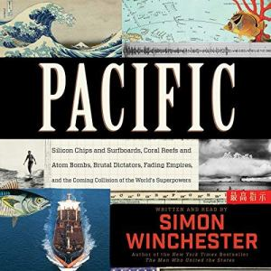 Pacific audiobook cover art