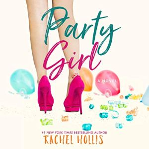 Party Girl audiobook cover art