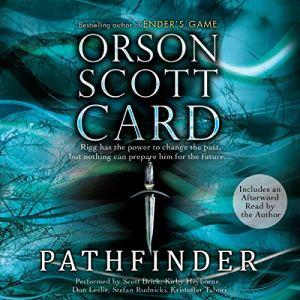 Pathfinder audiobook cover art