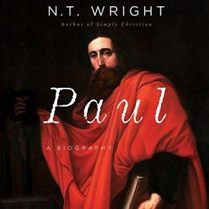Paul audiobook cover art