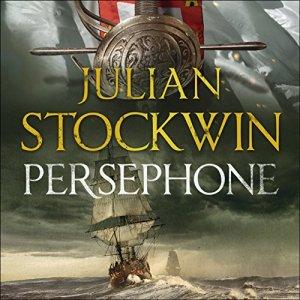 Persephone audiobook cover art